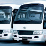 A picture of Toyota Jamaica Limited (TJAM) is a company known in Jamaica for first class new cars, SUV's, trucks, vans - Camry, Fortuner, Rav4, Prado, Hilux.